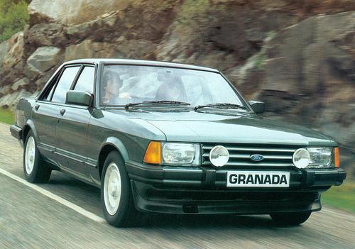 Ford Granada 2.8