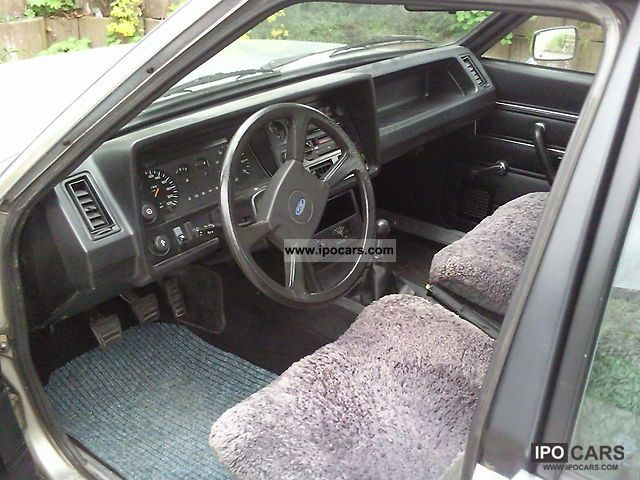 Ford Granada 2800i GLS Estate