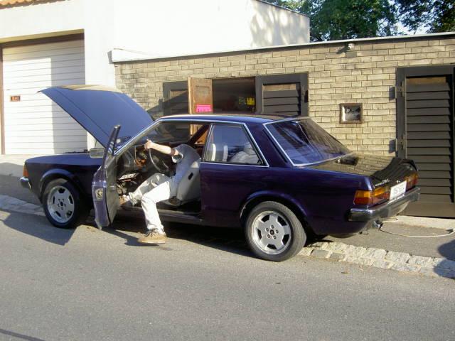 Ford Granada 2.9
