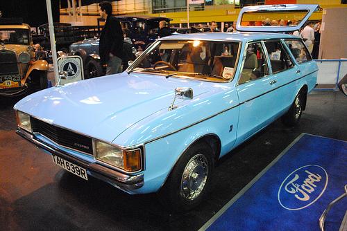 Ford Granada 3.0 GL Estate