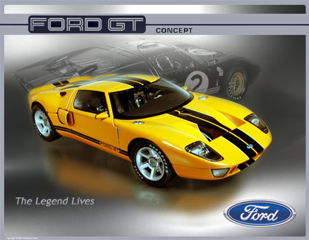 Ford GT 40 Concept