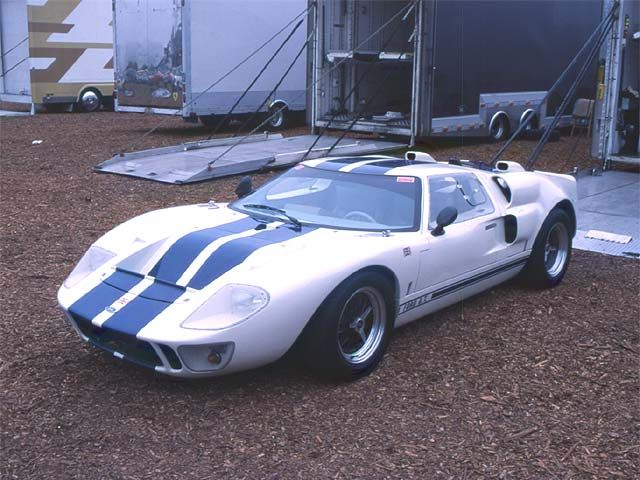 Ford GT Coupe