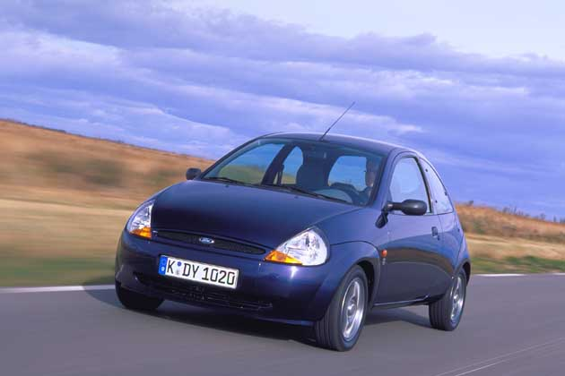 view of ford ka royal photos video features and tuning. Black Bedroom Furniture Sets. Home Design Ideas