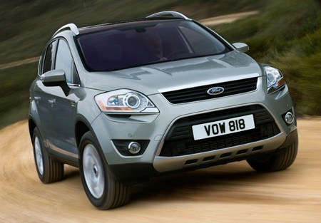 Ford Kuga 2.0 TDCi 136hp AT