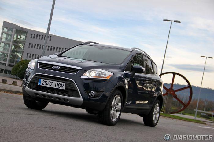 Ford Kuga 2.0 TDCi 136hp AT