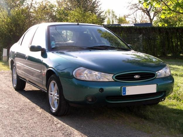 Ford Mondeo 1.8 TD MT