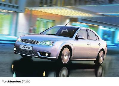 Ford Mondeo 2.5 V6 Turnier Trend