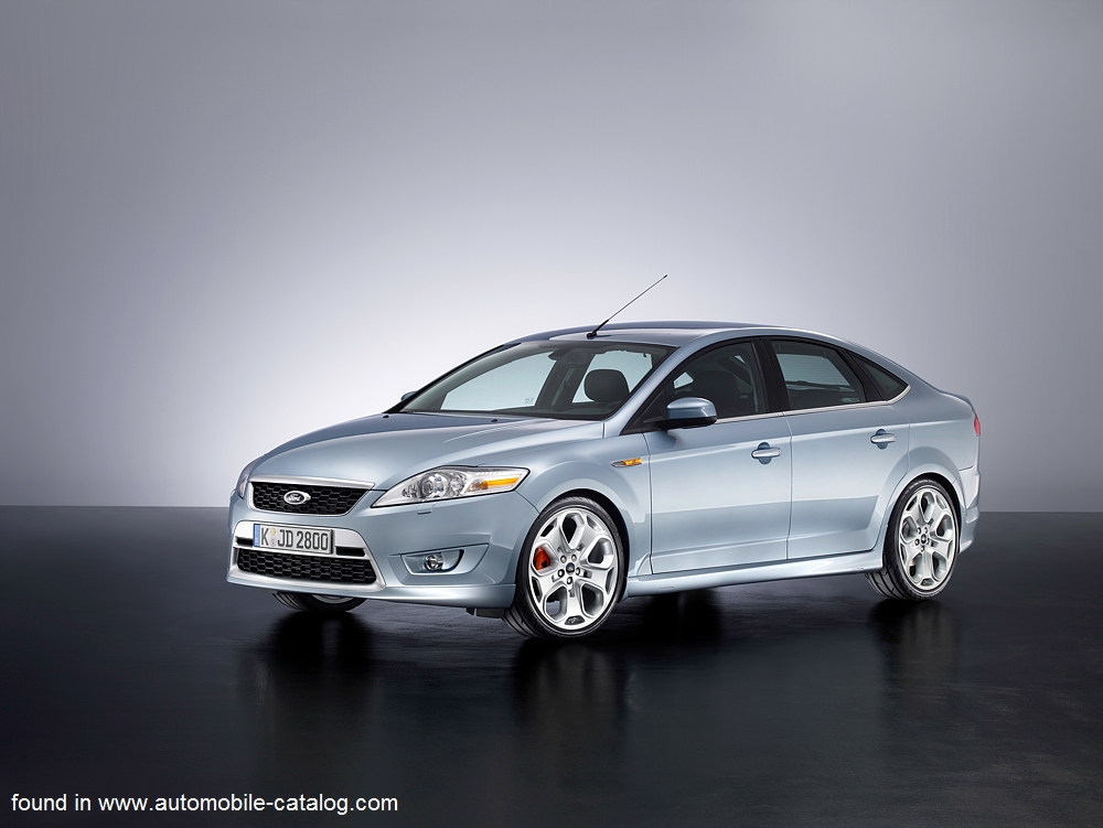 Ford Mondeo 2.0 EcoBoost 200hp AT Ghia
