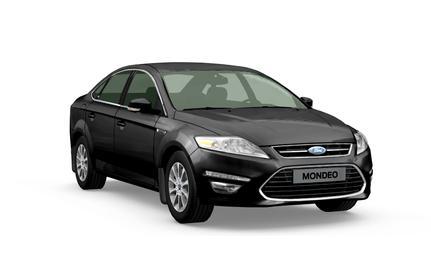 Ford Mondeo 2.0 EcoBoost 240hp AT Titanium Black