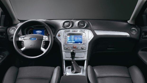 Ford Mondeo Turnier 2.0 TDCi