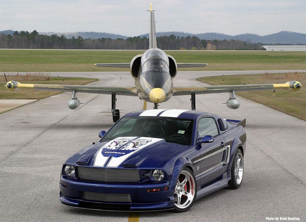 Ford Mustang 4.6 V8 GT