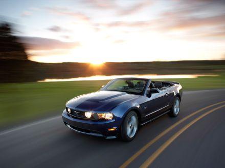 Ford Mustang Premium Convertible