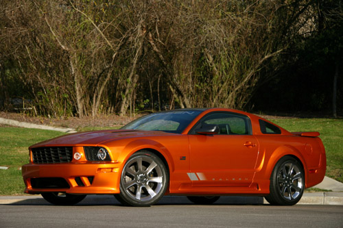 Ford Mustang Saleen S 281