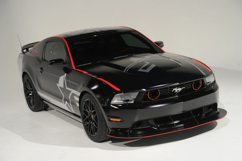 Ford Mustang SR