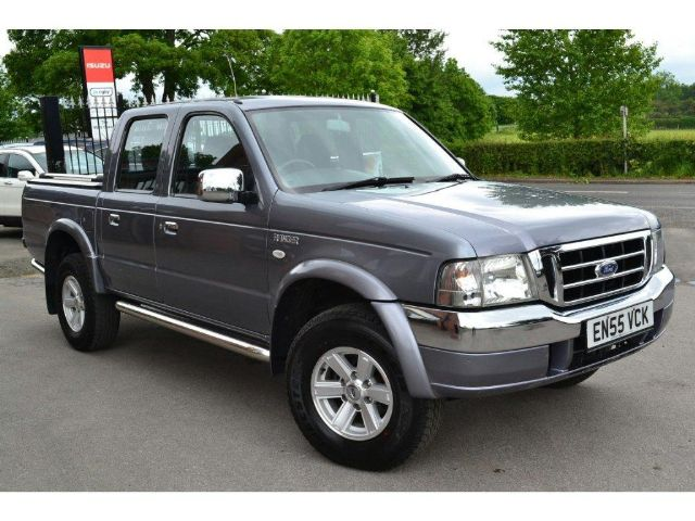 Ford Ranger 2500 TD Double Cab XLT 4x4