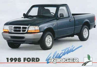 Ford Ranger 3.0 Regular Cab SWB MT