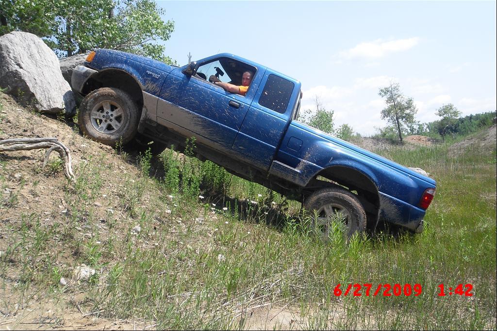 Ford Ranger 4.0