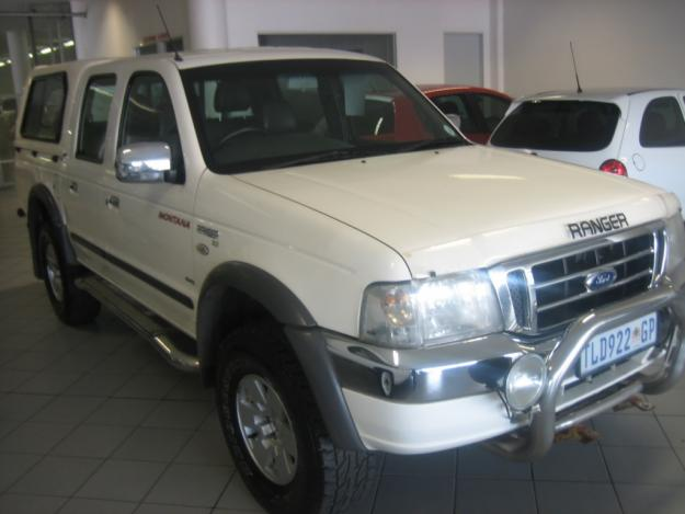 Ford Ranger 4.0 Double Cab XLE Automatic