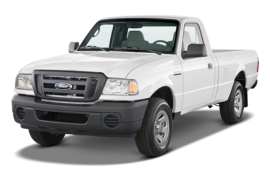 Ford Ranger 4.0 Regular Cab AT