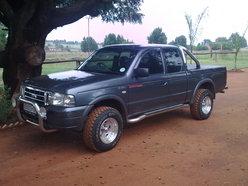 Ford Ranger Montana