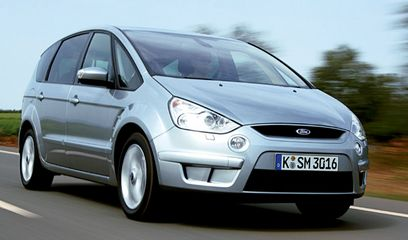 Ford S-Max 2.5