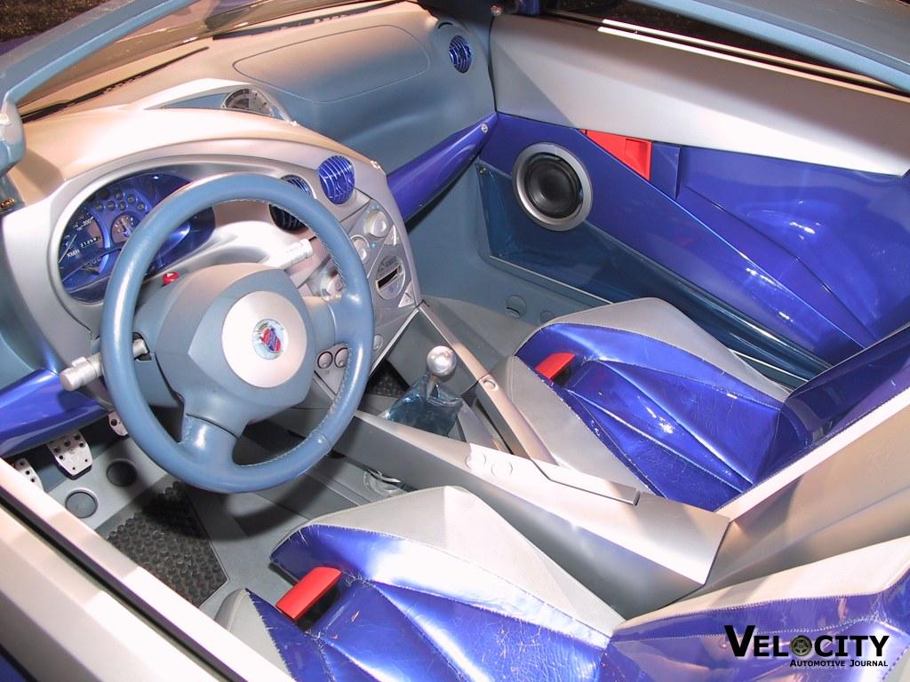 Ford Saetta