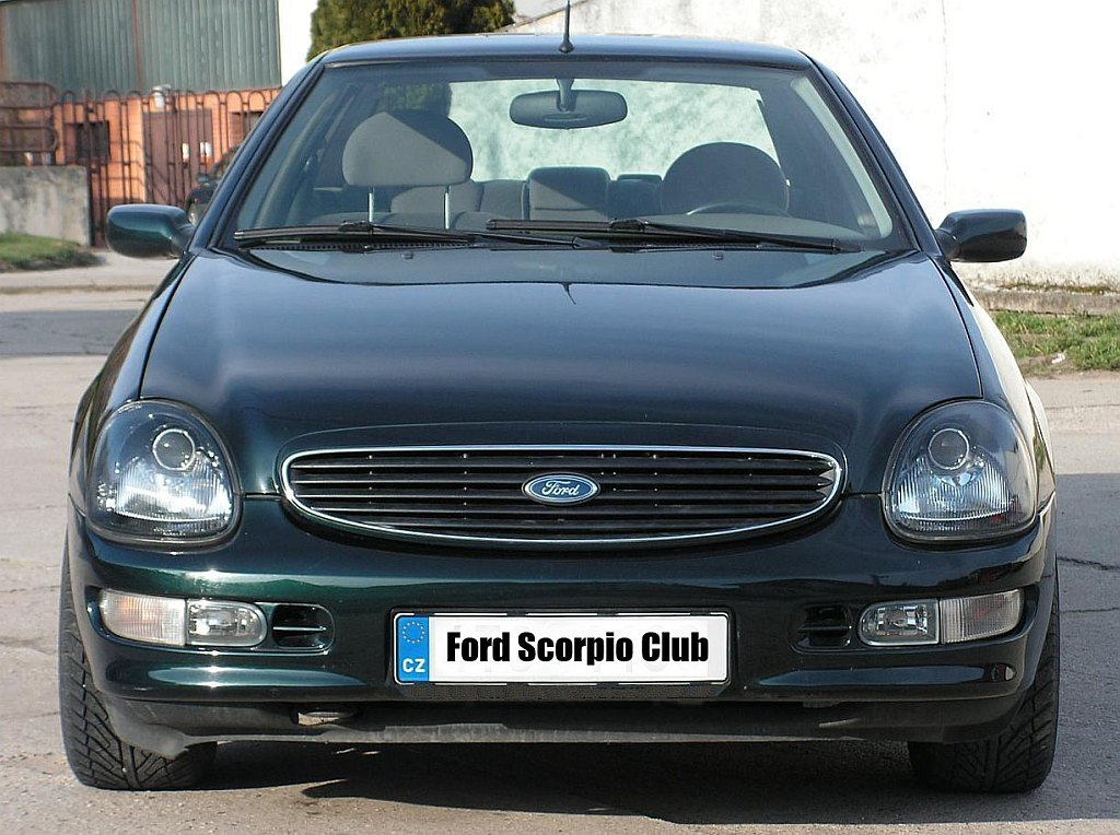 Ford Scorpio 2.3