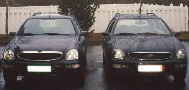 Ford Scorpio 2.3 i 16V MT