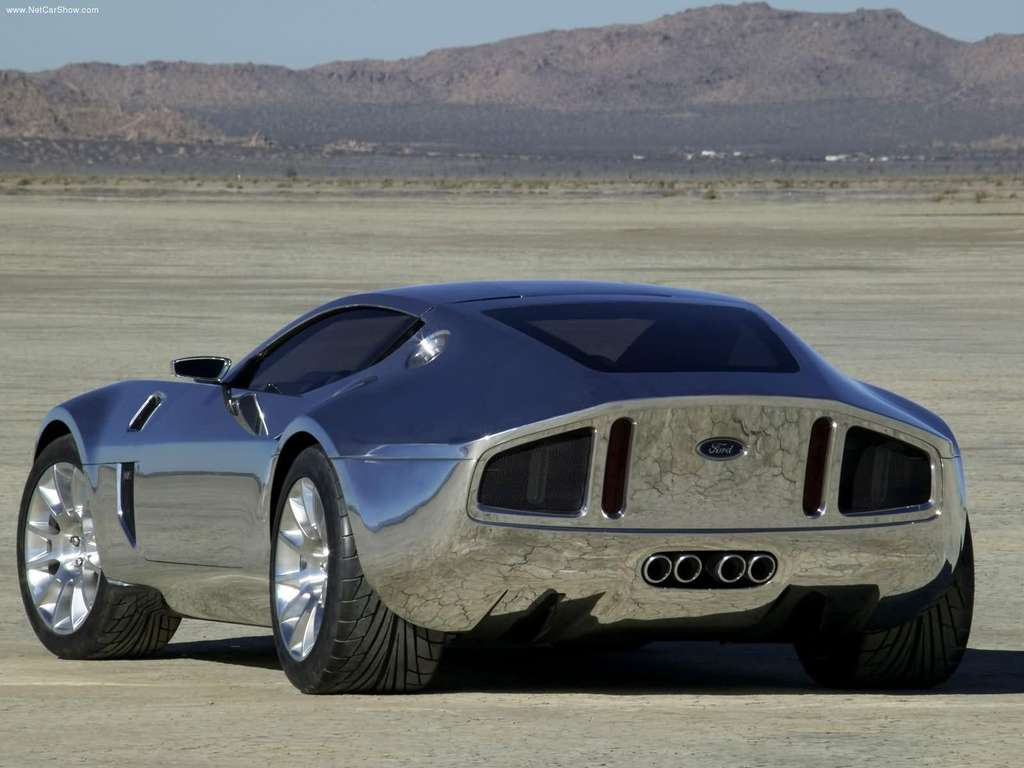 Ford Shelby GR1