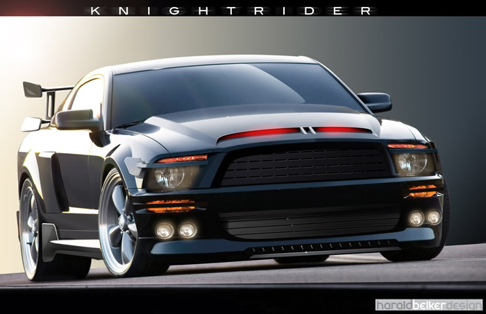 Ford Shelby GT500 Coupe