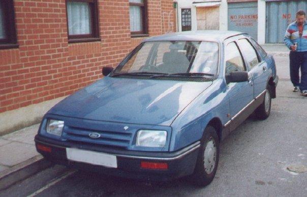 Ford Sierra 1.6