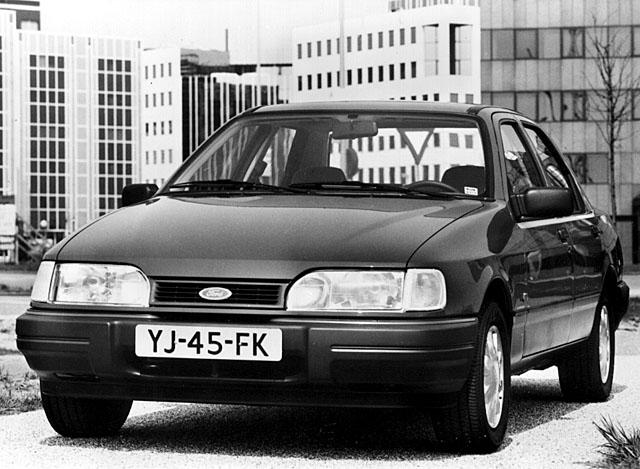 Ford Sierra 2.0 Ghia