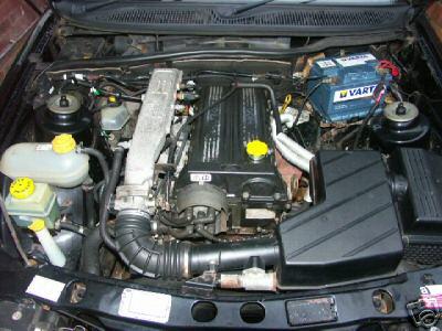 Ford Sierra 2.0i