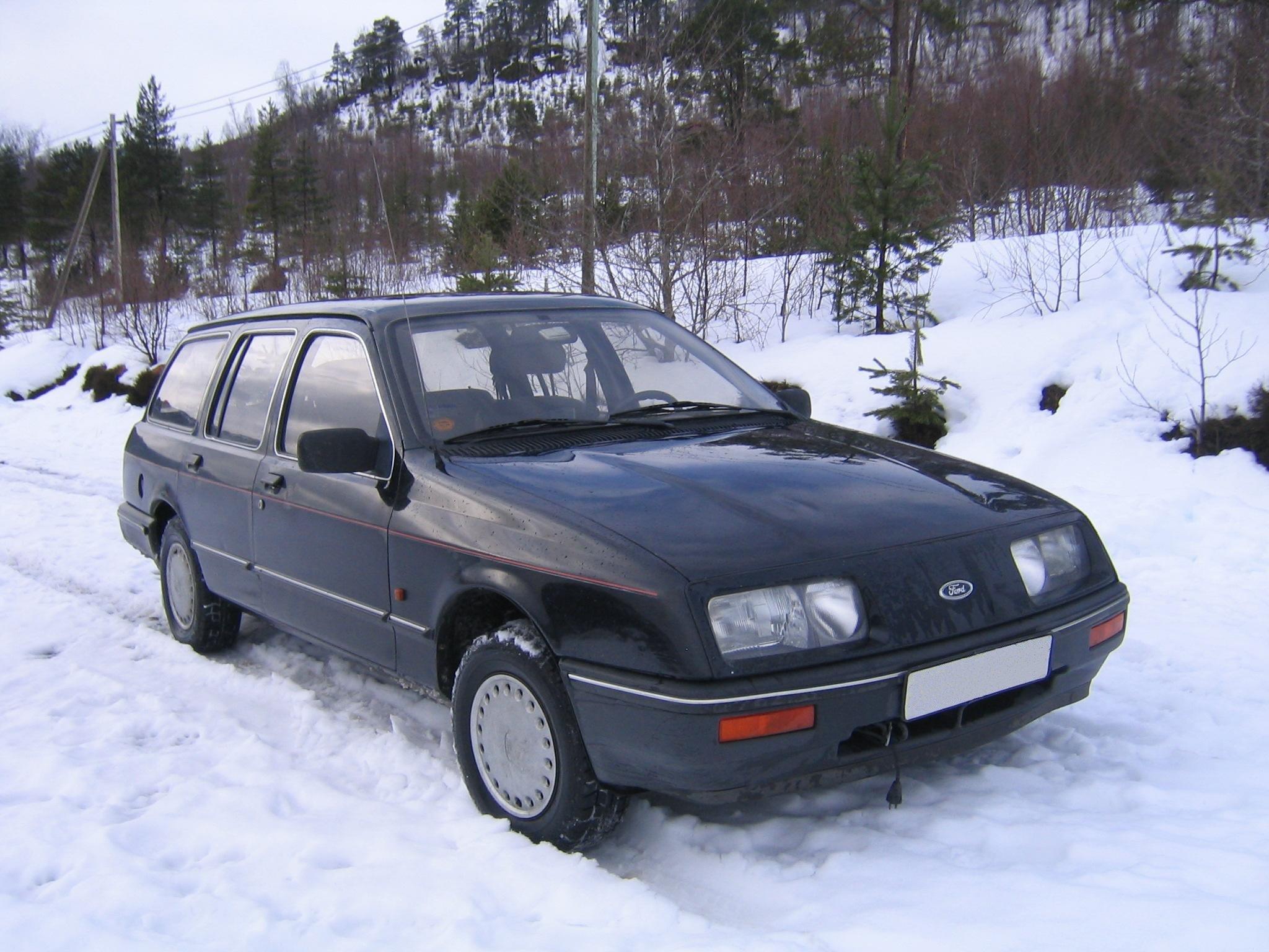 Ford Sierra 2.0 i