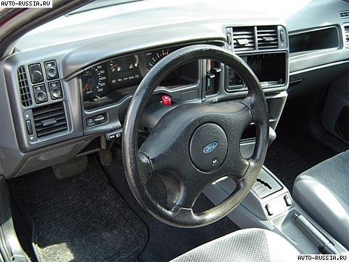 Ford Sierra 2.3 D