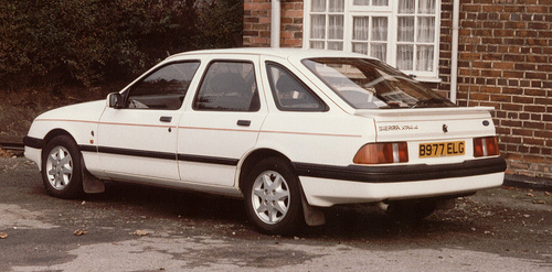 Ford Sierra 2.8 4x4