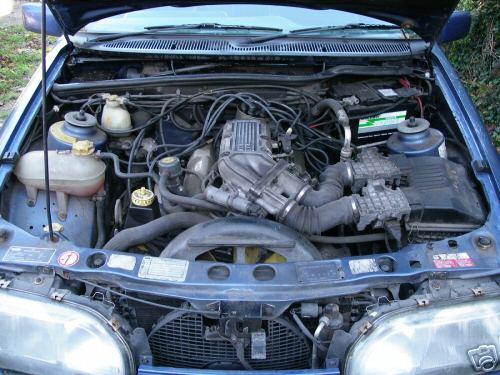 Ford Sierra 2.9 i