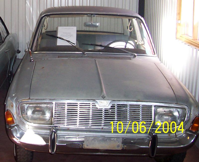 Ford Taunus 20 M