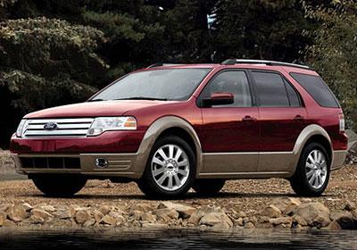 Ford Taurus X SEL