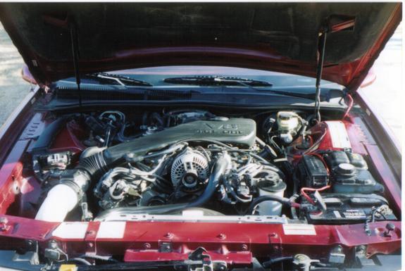 Ford Thunderbird 4.6