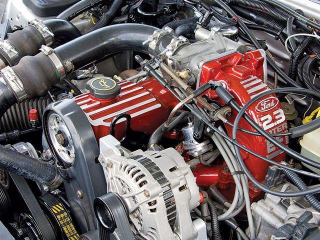 Ford Thunderbird Turbo