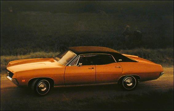 Ford Torino Hardtop