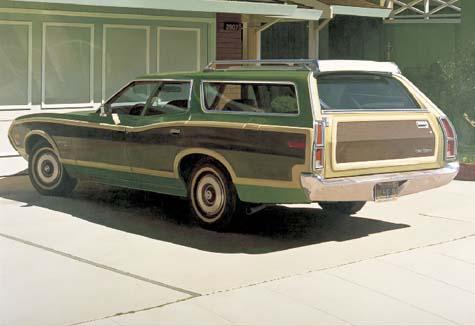Ford Torino Station Wagon