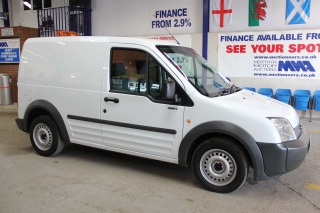 Ford Transit 1.8 D Connect