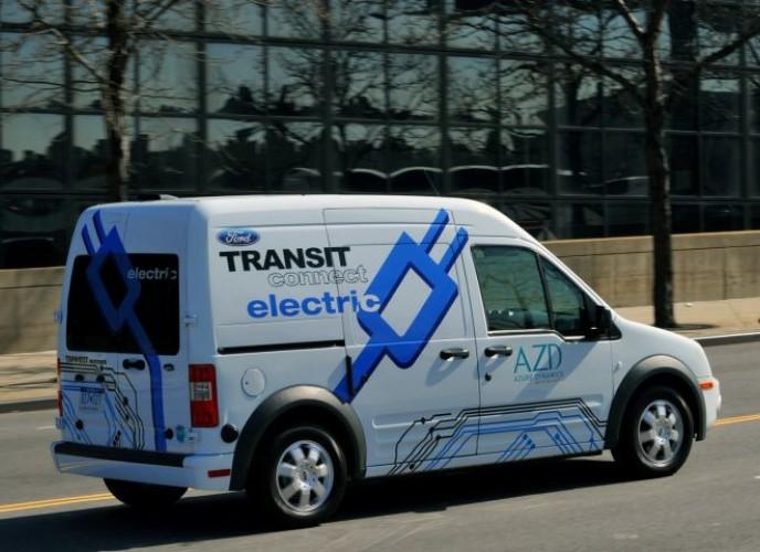 Ford Transit 2.2 TDCi 85hp FWD MT