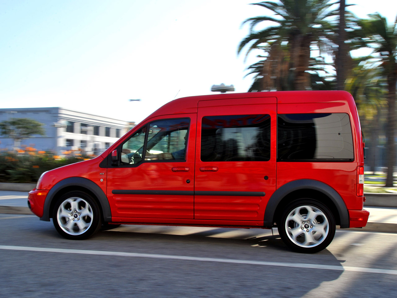 Ford Transit Connect Wagon XLT Premium