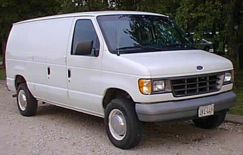 Ford Van E-250