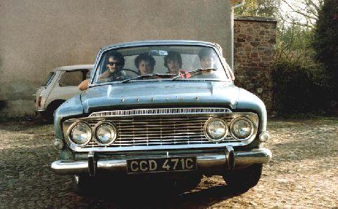 Ford Zodiac