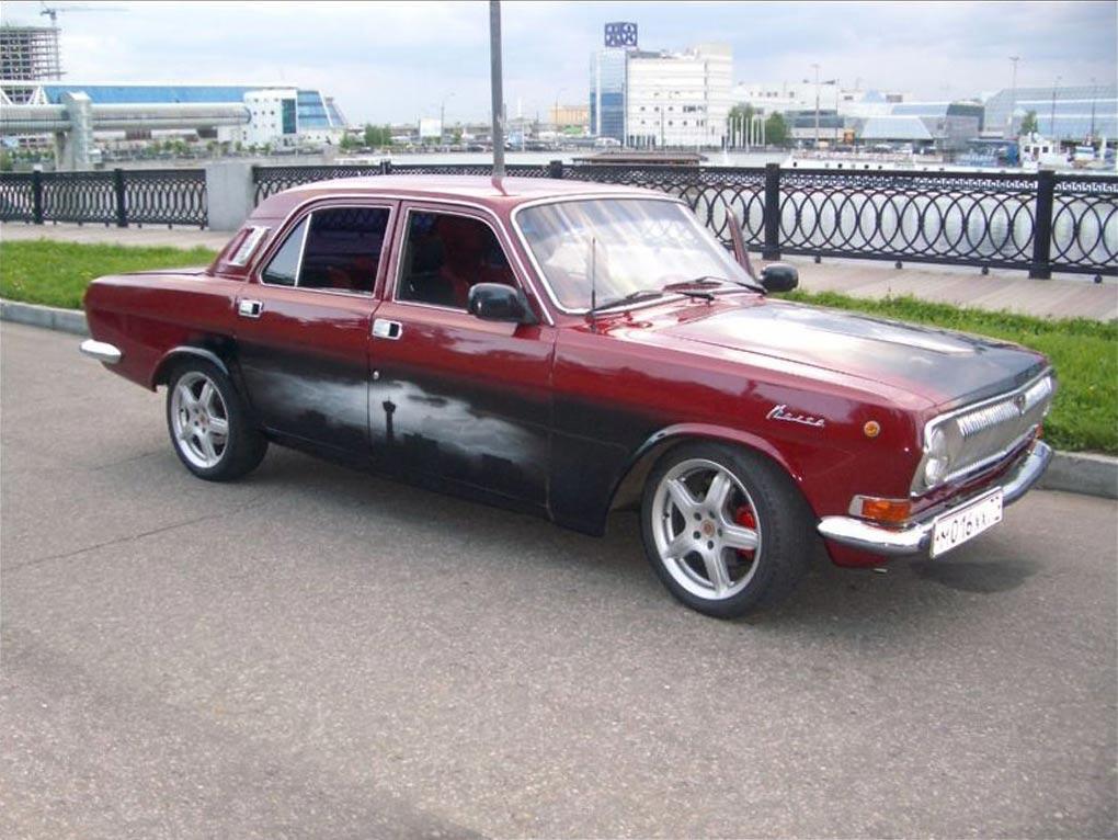 GAZ 24 Volga