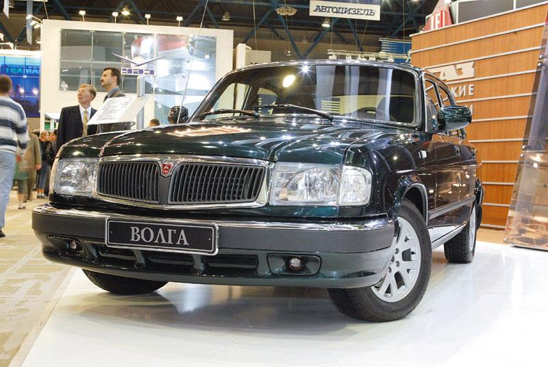 GAZ «Volga» 3110 2.5